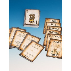 Freebooter's Fate jeu de cartes (FR)