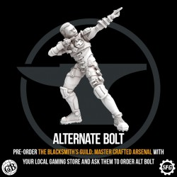 Limited Edition Bolt