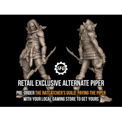 Retail Exclusive - Alternate Piper