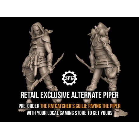 Retail Exclusive - Alternate Piper