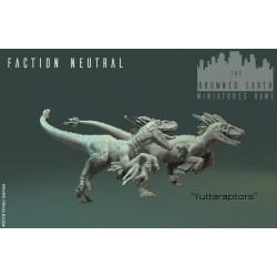 Yuttaraptors (2)