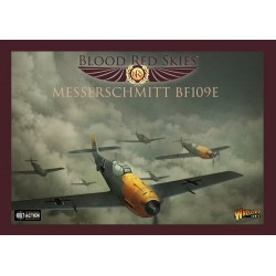Allemagne BF ME-109 Escadron - 6 Avions