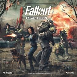 Fallout: Wasteland Warfare - Accessories: Settlement Deck