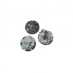 Urban Fight Bases, Round 50mm (2)