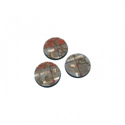 Warehouse Bases, Round 50mm (2)