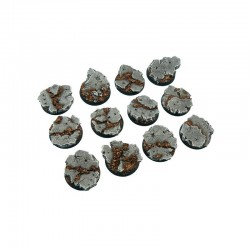 Ruins Bases, Round 25mm (5)