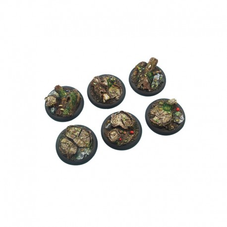 Forest Bases, WRound 40mm (2)