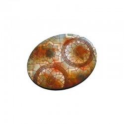 Mosaic Bases, Ellipse 120mm (1)