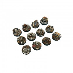 Trash Bases, Round 25mm (5)