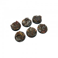 Trash Bases, Round 40mm (2)