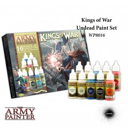 Warpaints Kings Of War Undeads Paint Set