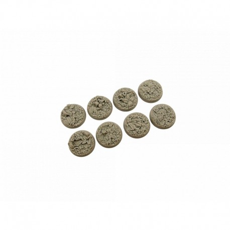 Jungle Bases, Round 32mm (5)