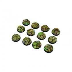 Jungle Bases, Round 25mm (5)