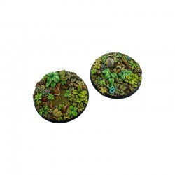 Jungle Bases, Round 60mm (1)