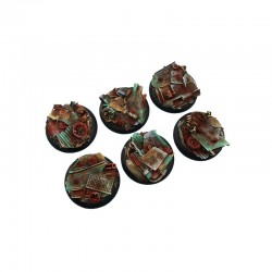 Scrapyard Bases, WRound 40mm (2)