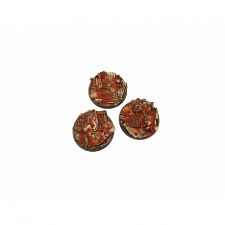 Scrapyard Bases, Round 50mm (2)