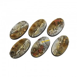 Highway Bases, Oval 60mm (4)