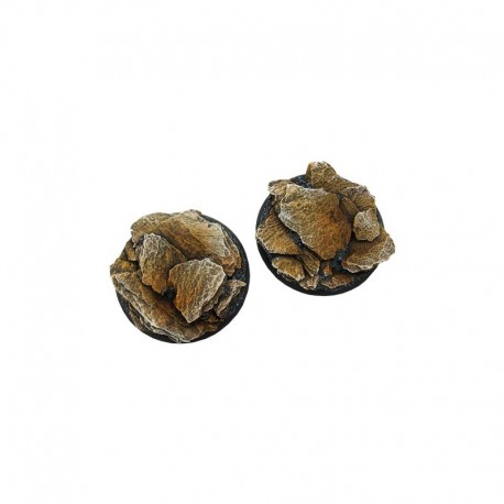 Shale Bases, Round 55mm (1)