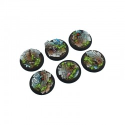 Mystic Bases, WRound 40mm (2)