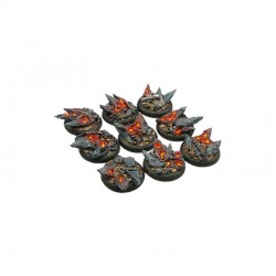 Chaos Bases, WRound 30mm (5)