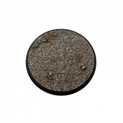Wasteland Bases, WRound 120mm (1)