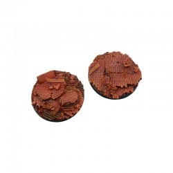Old Factory Bases, Round 60mm (1)