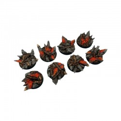 Chaos Bases, Round 32mm (4)