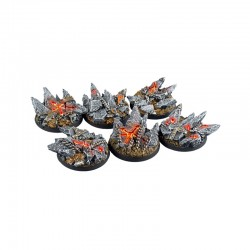 Chaos Bases, Round 40mm