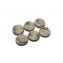 Wasteland Bases, Round 40mm (2)