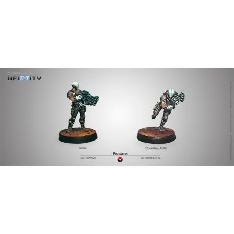Prowlers (Combi Rifle, ADHL)