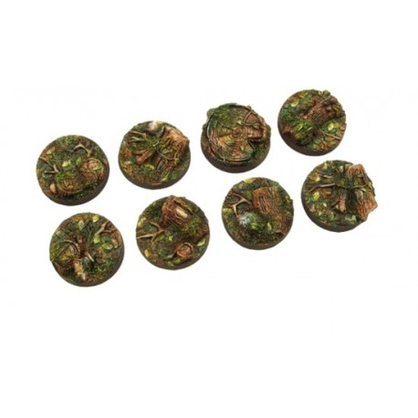SWL Forest Bases 27mm (5)