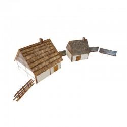 Age of Saga- Medieval Village