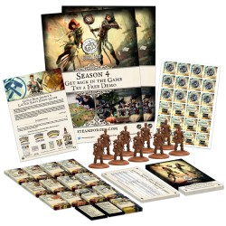 Guild Ball Season 4 : Launch Pack