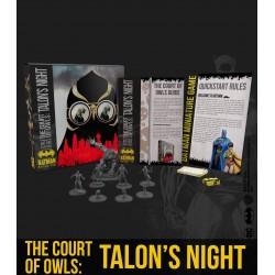 THE COURT OF OWLS: TALON'S NIGHT