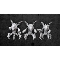 Achtung! Cthulhu Miniatures - Augmented Mi-Go