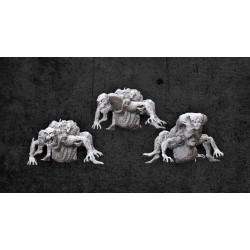 Achtung! Cthulhu Miniatures - Mythos Creatures - Die Draugar