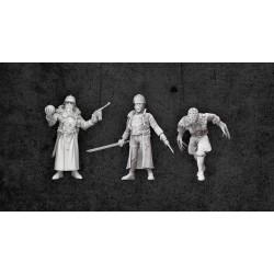 Achtung! Cthulhu Miniatures - Nazi Villains: Black Sun