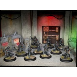 Achtung! Cthulhu Skirmish: Black Sun Troopers unit pack