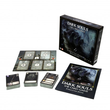 Dark Souls The Card Game : Forgotten Paths