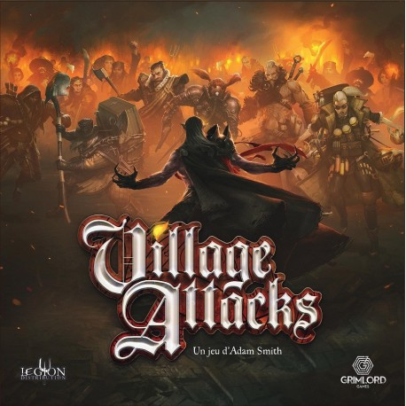 BUNDLE VILLAGE ATTACKS
