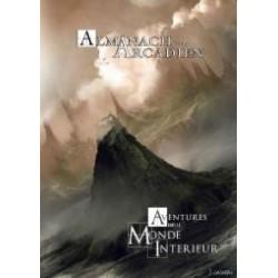 AMI AA2 - L'almanach arcadien 2 - Supp. pour Aventures dans le Monde Intérieur