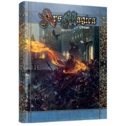 ARS MAGICA 5eme Ed. - Livre des règles
