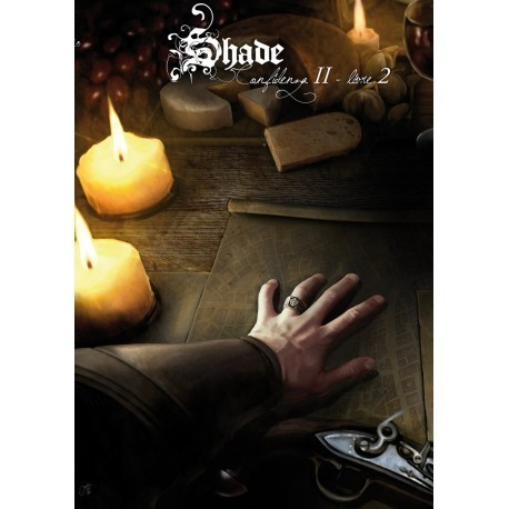 CONFIDENZA 2 - Livre 3/5 - Une campagne pour Shade