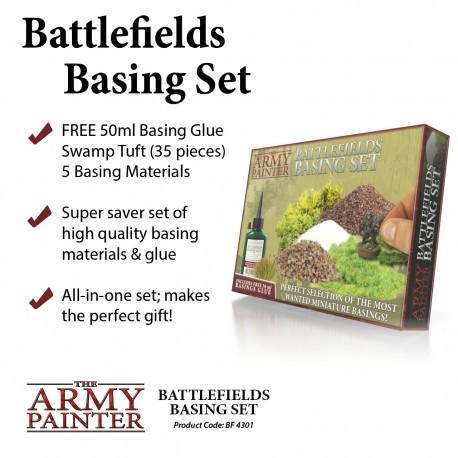 Battlefields Basing Set