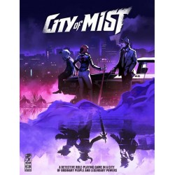 City of Mist Tarter kit