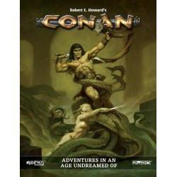 Conan Roleplaying Game - Core Book (EN)