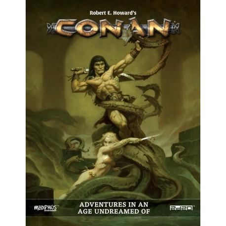 Conan Roleplaying Game - Core Book (EN)