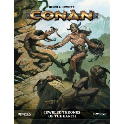 Conan: Jeweled Thrones of the Earth Adventures