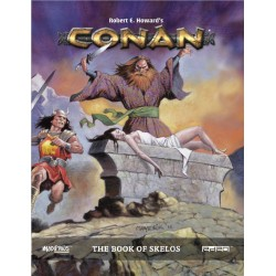 Conan: Book of Skelos (EN)
