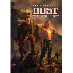 DUST Adventures Roleplaying Game (EN)
